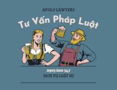 Tư vấn pháp luật trực tuyến