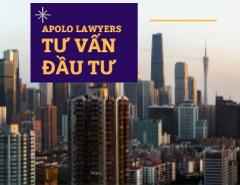 Tư vấn luật doanh nghiệp, đầu tư trong nước & nước ngoài