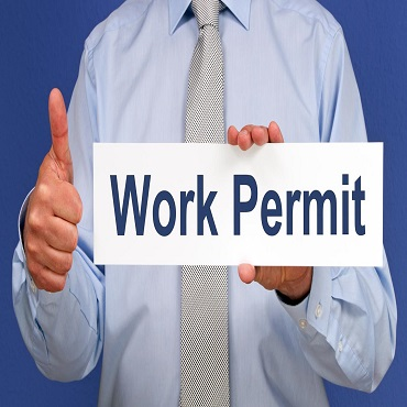 Thủ tục xin cấp giấy phép lao động