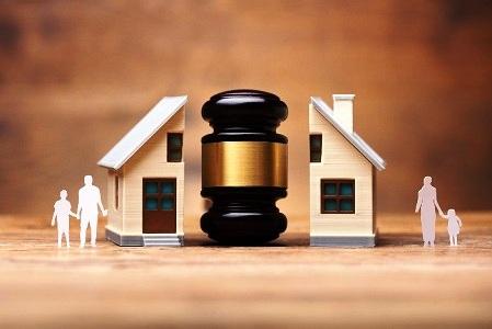 Phân chia tài sản vợ chồng khi ly hôn