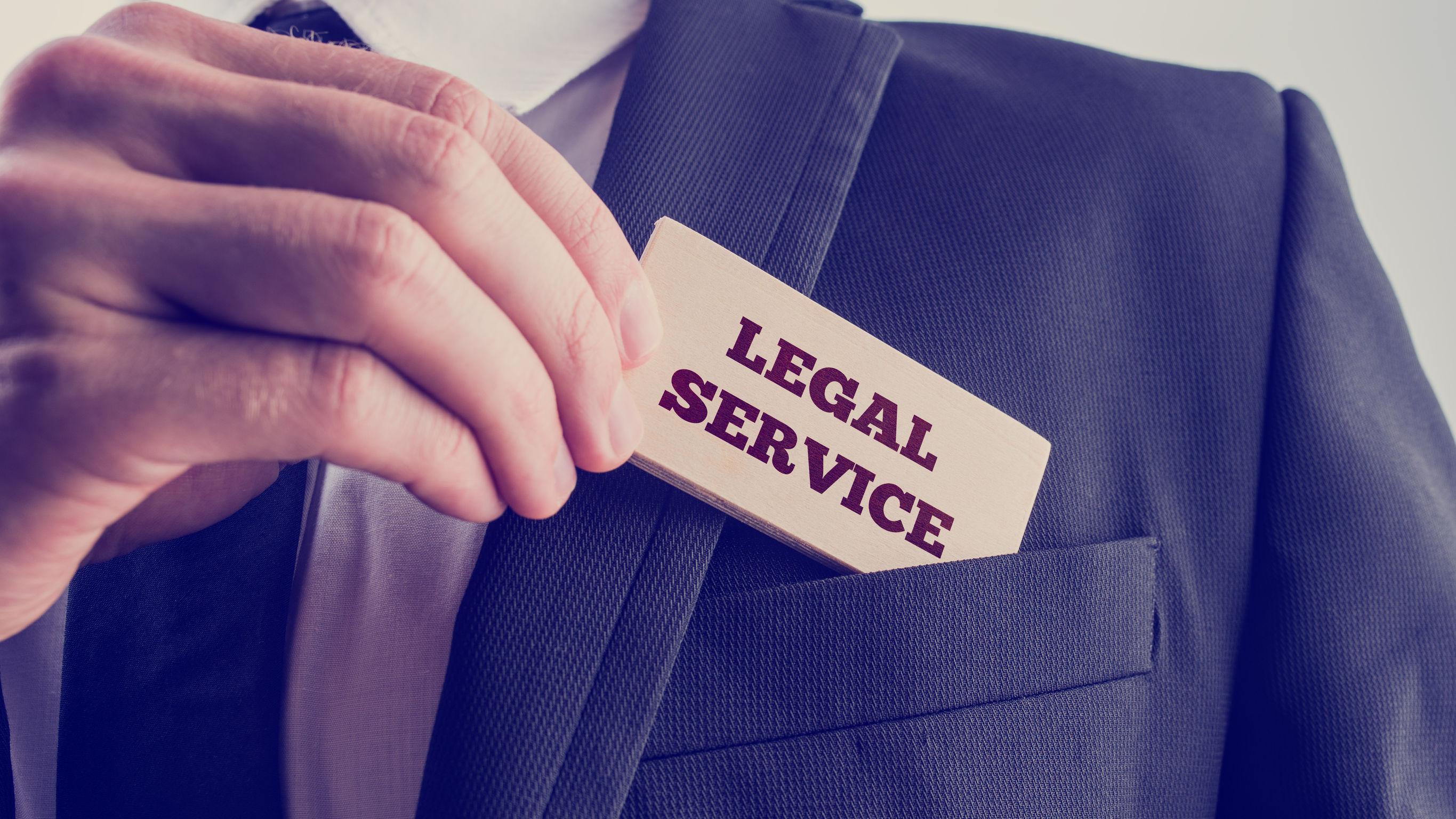 Dịch vụ luật sư tốt được đánh giá như thế nào