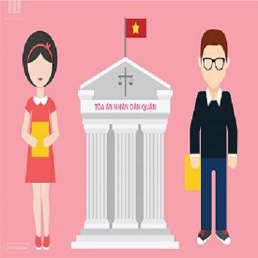 Tòa án nào có thẩm quyền giải quyết vụ án ly hôn