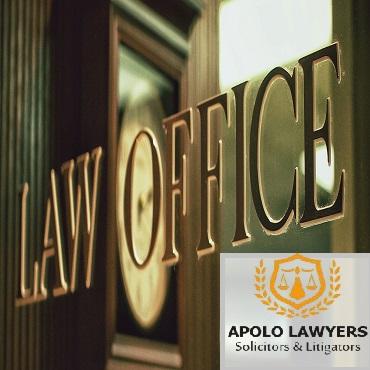 Văn phòng luật sư tại TP HCM