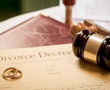 Mẫu đơn ly hôn 2020